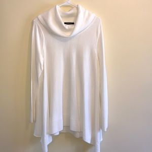 Relatively SZ large tunic cowl neck sweater.